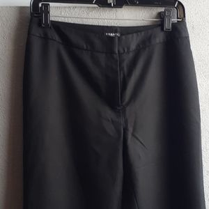 CHANEL BLACK PANTS XS size 36 (UNIFORM)